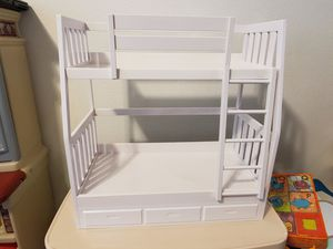 18inch doll bunk bed for Sale in Keizer, OR