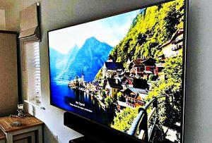 LG 60UF770V Smart TV for Sale in Sayner, WI