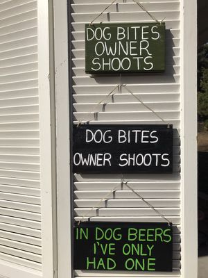 In dog beers I've only had one for Sale in Durham, NC
