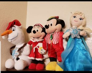 Price reduced---- Decorative disney toys 24 inches for Sale in Bellevue, WA