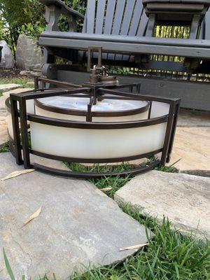 Dark Brown/Black Chandelier for Sale in Murfreesboro, TN