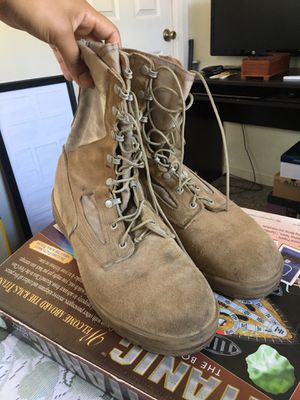 Military Work Boots for Sale in Tampa, FL