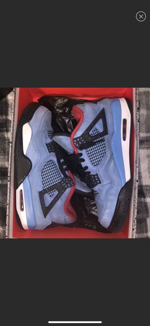 Jordan 4 Travis scoot size 9.5 for Sale in Tampa, FL