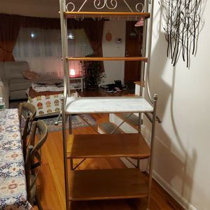 Bakers Rack for Sale in Lindenhurst, NY