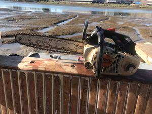 STIHL M5 201TC chainsaw for Sale in San Rafael, CA