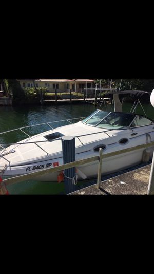 Sea ray Sundancer 26 ft for Sale in Fort Lauderdale, FL