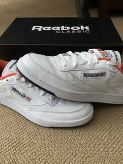 Reebok x Eric Emanuel Club C 85 (Size 10.5) for Sale in Merion Station,  PA