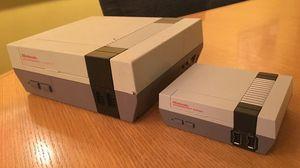 Nintendo Nes & Nes Classic for Sale in Salt Lake City, UT