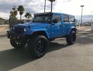 2014 jeep wrangler for Sale in Moreno Valley, CA