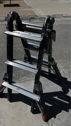 Little giant ladder use good condition for Sale in Oakland, CA