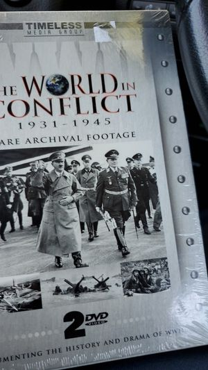 The World In Conflict 1931-1945 DVDs for Sale in Long Beach, CA
