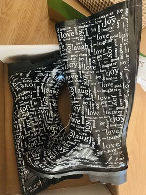 Women's Rain Boots size 7 Brand Bew for Sale in Fresno, CA