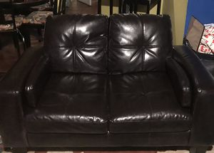 Brown Leather Furniture for Sale in Waldorf, MD