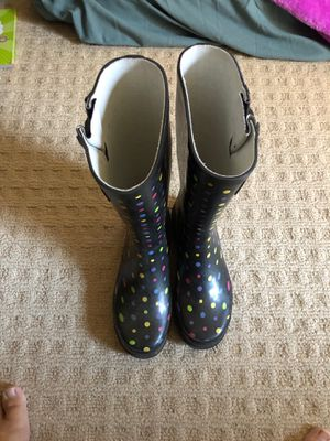 Rain boots for Sale in Yucaipa, CA