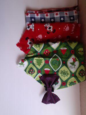 Dog Bandanas , Bow tie ,Sweater for Sale in Phoenix, AZ