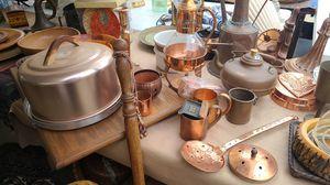 Copper kitchen stuff for Sale in Covina, CA