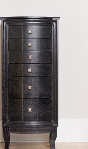New!! Armoire, cabinet, 2 sides door 6 drawers and a mirror, cabinet, storage unit, organizer, jewelry organizer, jewelry armoire, bedroom furniture for Sale in Phoenix, AZ