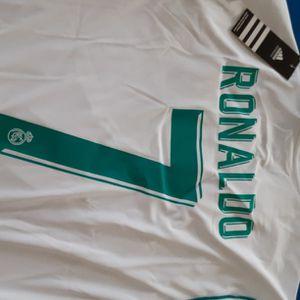 Cristiano Ronaldo Real Madrid Jersey for Sale in Santa Clarita, CA