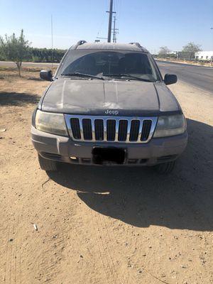 2002 Jeep Grand Cherokee for Sale in Delano, CA