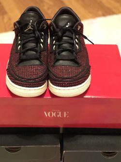 Air Jordan Retro 3 SE Anna Wintour X Women's Vogue for Sale in Oklahoma City,  OK