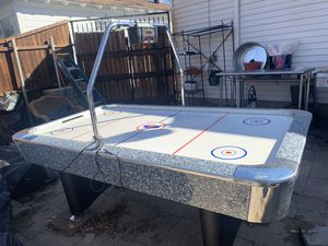 Tournament Choice air hockey table for Sale in Dallas, TX