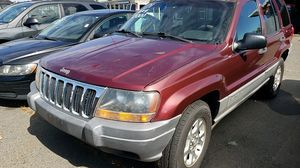 01 JEEP GRAND CHEROKEE for Sale in Wrightstown, NJ