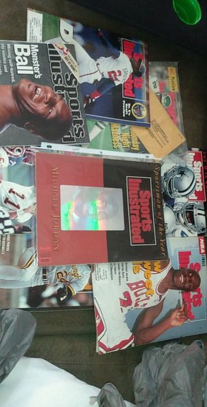 Sports illustrated collectables for Sale in Nicholson, PA