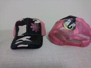 PUGS camo hats.. Pink/camo all sizes for Sale in Atlanta, GA