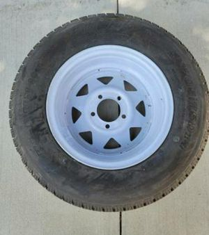 Trailer Tires and Wheels (new) for Sale in Manhattan Beach, CA