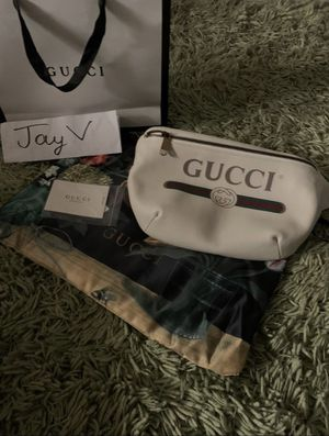 AUTHENTIC GUCCI BELT BAG for Sale in Chino Hills, CA