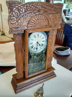 Antique Sessions Kitchen Clock for Sale in El Paso, TX