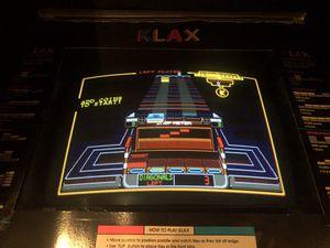 Atari KLAX Arcade for Sale in Canton, GA