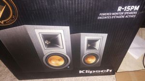 Klipsch R-15PM for Sale in Columbus, OH