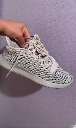 Adidas tubular shadow knit light for Sale in San Diego, CA