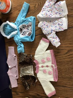American Girl Doll Coats, Boots, and Glasses for Sale in Independence, OH