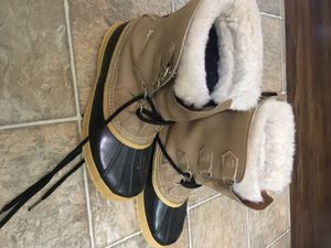 SOREL SNOW BOOTS for Sale in Oakley, CA