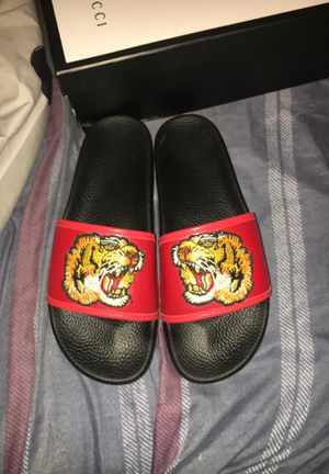 Gucci slides for Sale in Hillsborough, NC