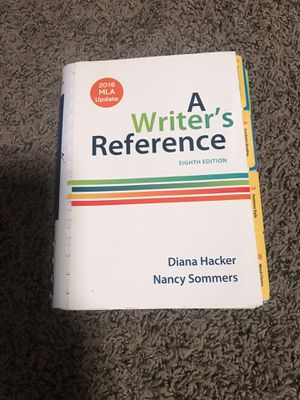 Writers reference book for Sale in Federal Way, WA