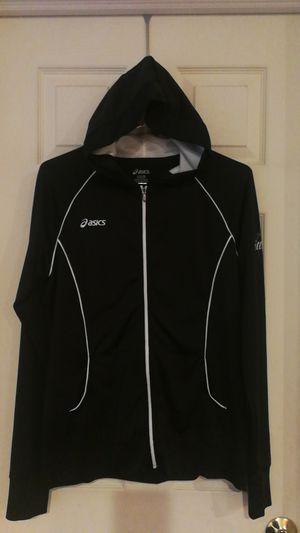 Nice Asics Pittsburgh Elite running jacket hoodie Large for Sale in Swissvale, PA