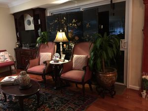 2 sitting French chairs for Sale in Springfield, VA