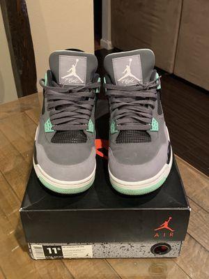 Jordan 4 Green Glow Size 11.5 for Sale in Monroe, WA