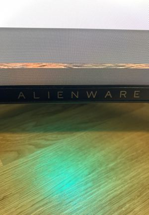"""Alienware Curved Gaming Monitor 34"""" G-Sync 3440x1440 resolution for Sale in Miami Gardens, FL"""