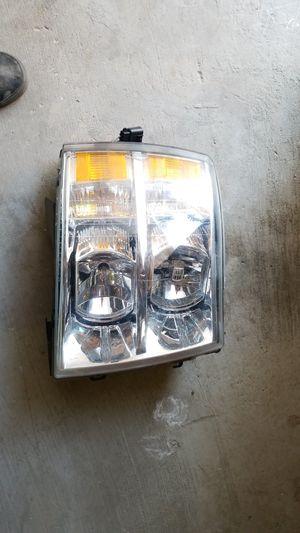 2012 silverado passenger side headlight for Sale in Whittier, CA