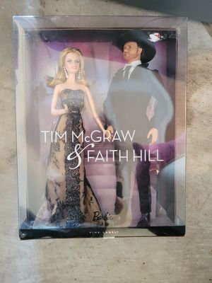 Tim McGraw and Faith Hill Barbie for Sale in Hutto, TX