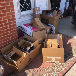 Free Boxes for Sale in Colorado Springs,  CO