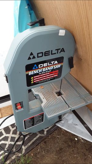 Delta band saw for Sale in Roy, WA