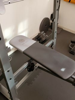 Golds Gym 10.1 Olympic Bench for Sale in National City,  CA
