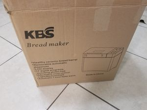 KGB professional bread maker for Sale in Miami, FL