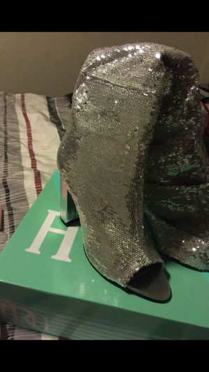 Sequence thigh high boots for Sale in Twin Oaks, MO