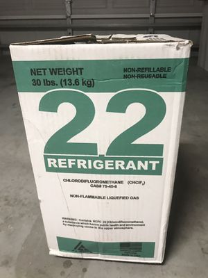 R 22 COOLING FREON for Sale in Palm Bay, FL